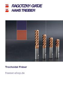 Katalog Trochoidalfräser für VA Stahl Alu