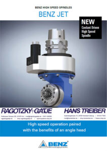 BENZ Jet High Speed Spindle