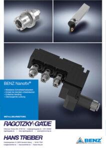 BENZ modulare Werkzeugsysteme Nanofix