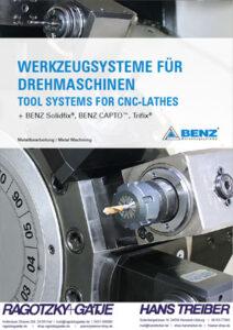 BENZ Werkzeugsysteme für Drehmaschinen