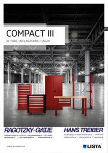 LISTA Compact 3 Katalog