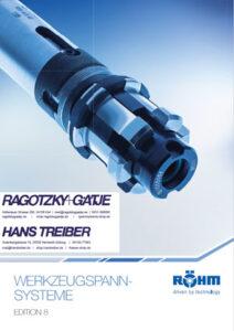 RÖHM Werkzeugspannsysteme Katalog