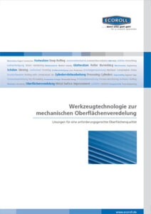 ECOROLL AG Produktbroschüre