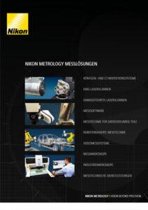 Nikon Metrology Produktbroschüre