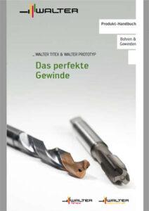 Walter Handbuch Bohren und Gewinden