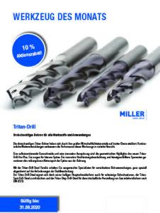 Miller Aktion Tritan Drill