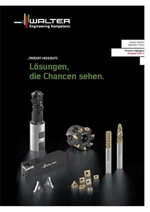 Walter Produkt Highlights und Innovationen 2020-2